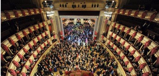 Vienna scandal operahuis