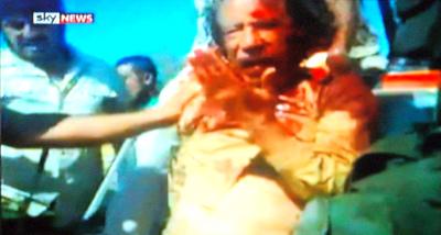 nog levende Gadafie