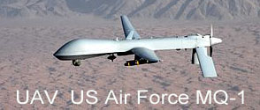 UAV  US Air Force MQ-1  Closeup