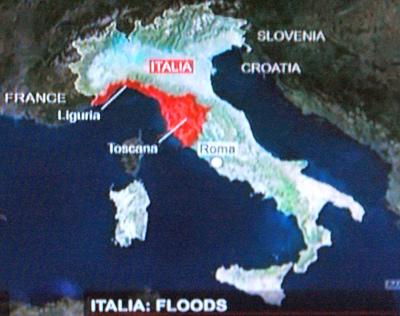 111026 Toscana  Map