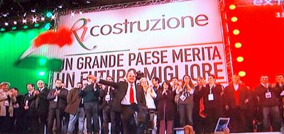 Demo tegen Berlusconi 02