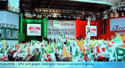 Demo tegen Berlusconi 01