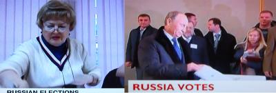 プーチン投票