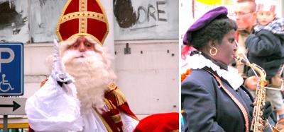 Sint en Piet in Nijmegen