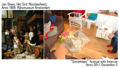 Sinterklaas feesje Anno 1669 en 2011 A