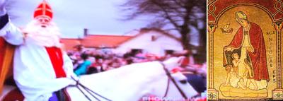Sinterklaas feesje Anno 1669 en 2011 B