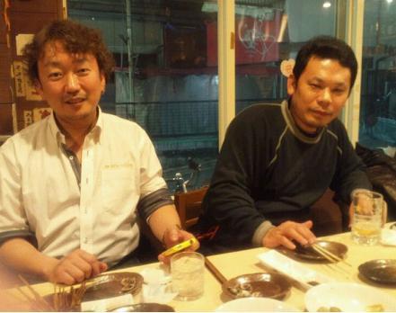 片山さんと榊原さん