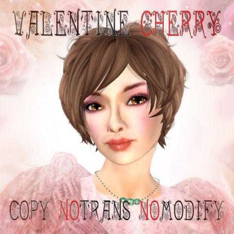 Valentine Cherry panel