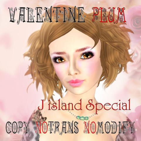 Valentine Plum Panel
