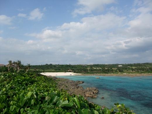シギラビーチ1