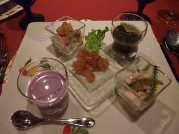 haru 前菜