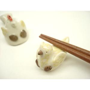 ヒヨコ箸置き。
