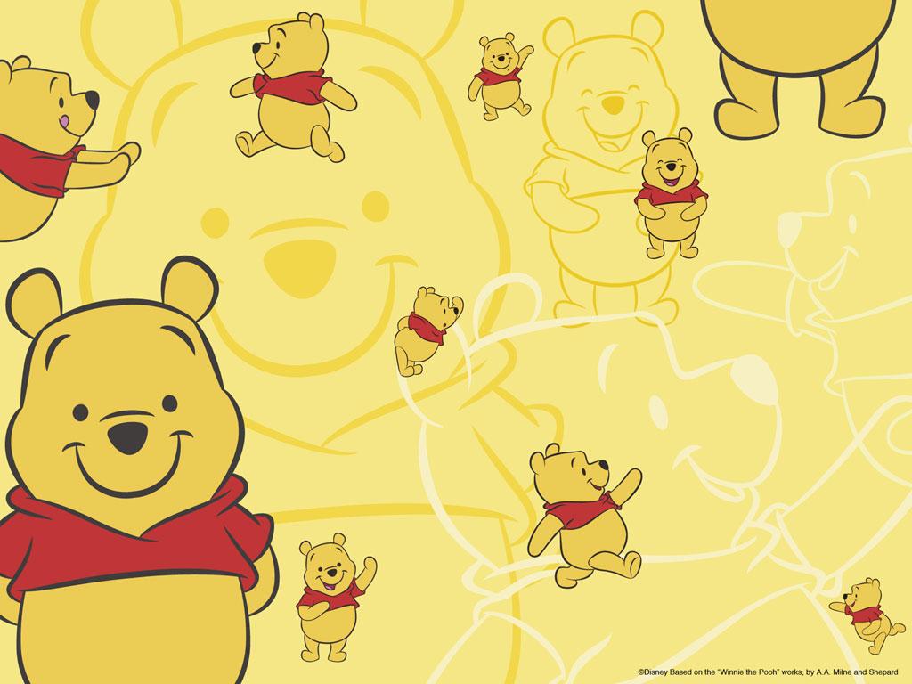 ディズニー くまのプーさん Winnie The Pooh Pcデスクトップ壁紙