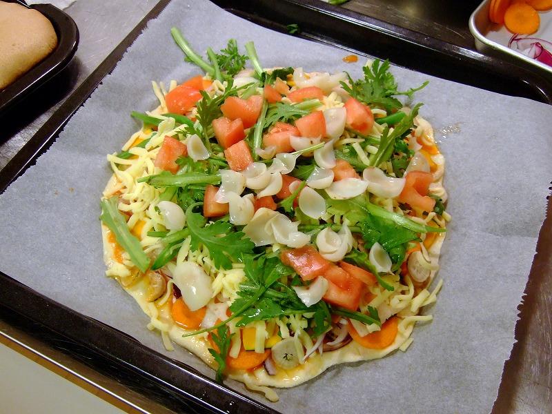 ■ イタリアン お料理教室 上野先生 【2009年12月】