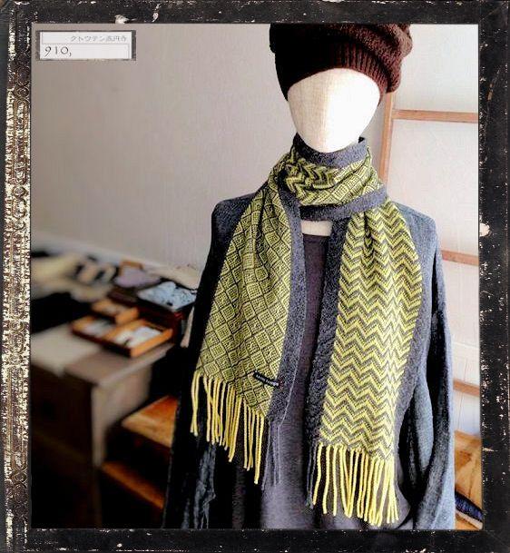 f-二種織りyellow--1