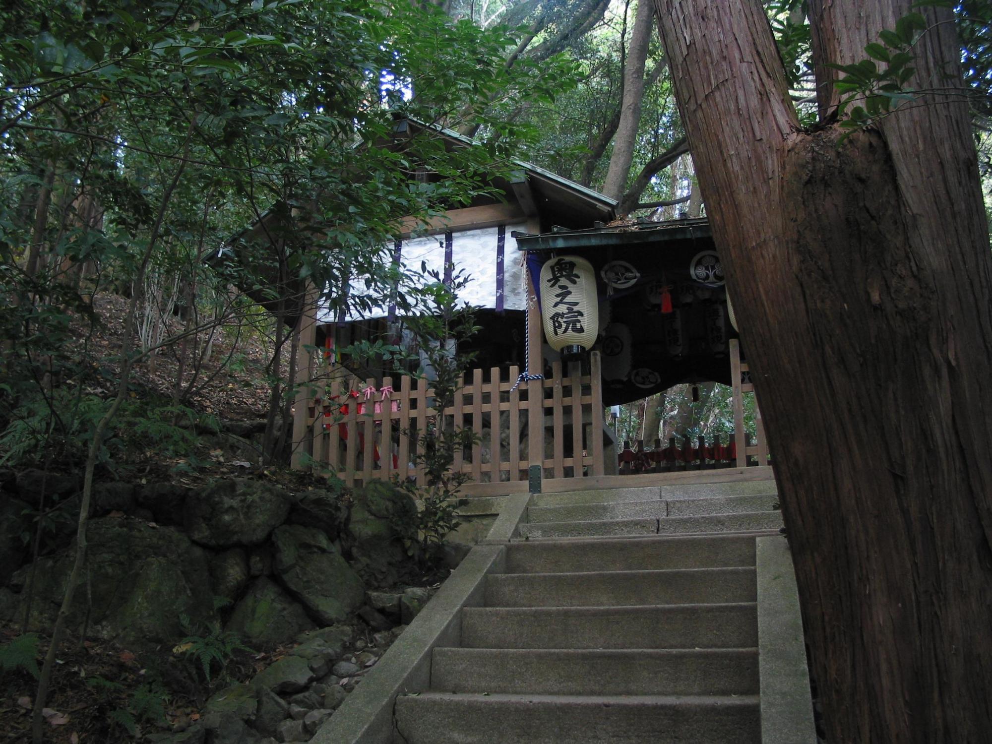 Entrance 立木観音7