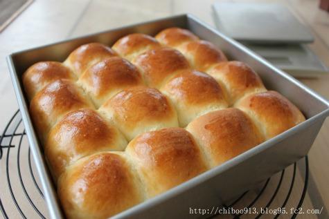 ちぎりパン2