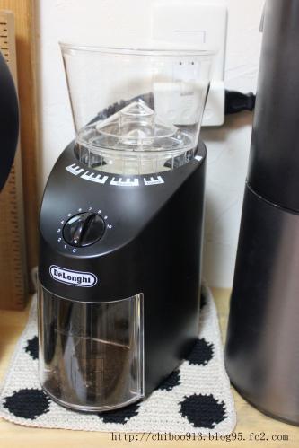 コーヒーグラインダー1