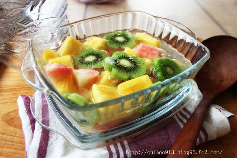 フルーツパンチ