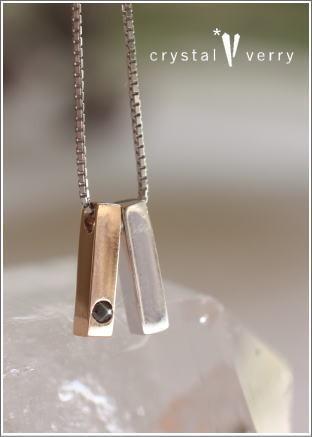 crystal-verry* クリスタルベリー *・オーナーのブログ・*-クリスタルベリー ブラックダイヤペンダント