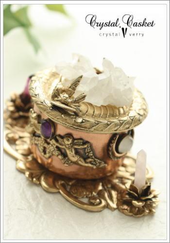 crystal-verry* クリスタルベリー *・オーナーのブログ・*-天使と月とレインボークリスタルの宝箱