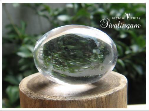 crystal-verry* クリスタルベリー *・オーナーのブログ・*-シバリンガム 水晶