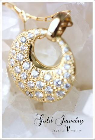 crystal-verry* クリスタルベリー *・オーナーのブログ・*-オーダー ダイヤモンドペンダント