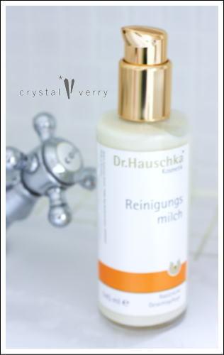 crystal-verry* クリスタルベリー *・オーナーのブログ・*-ドクターハウシュカ クレンジングミルク
