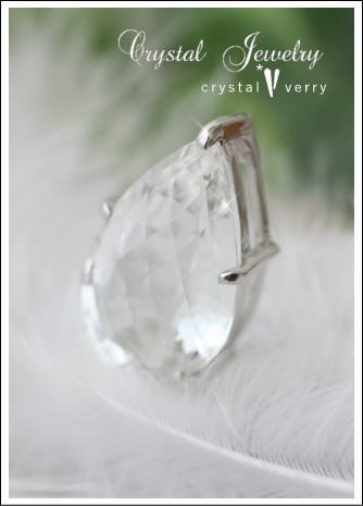crystal-verry* クリスタルベリー *・オーナーのブログ・*-水晶のオーダージュエリー