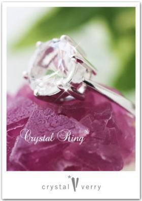 crystal-verry* クリスタルベリー *・オーナーのブログ・*-水晶リング クリスタルリング パワーストーン指輪