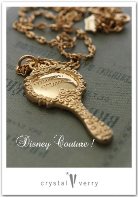 crystal-verry* クリスタルベリー *・オーナーのブログ・*-Disney Couture JEWelry