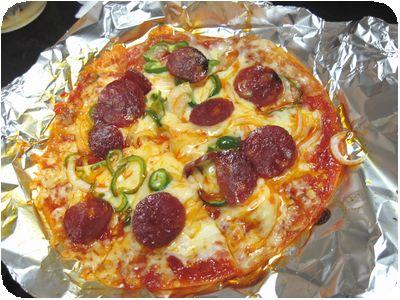 みどりやピザ