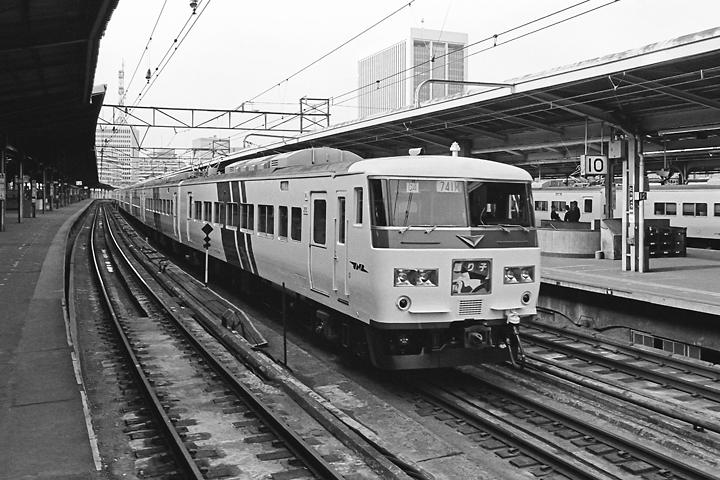 600403東京駅_特急踊り子1