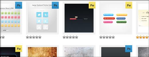 イラストやWeb制作に使えるフリー素材を紹介 | 9search