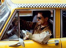 映画「タクシードライバー」より