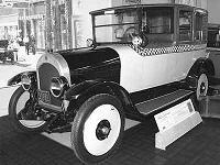 1922 Checker