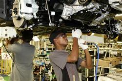 南アフリカトヨタ自動車ダーバン工場