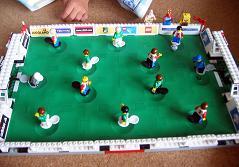 LEGOサッカースタジアム(#3409)