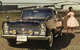 日産・初代セドリック30型