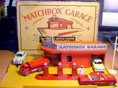 Matcihbox Garage