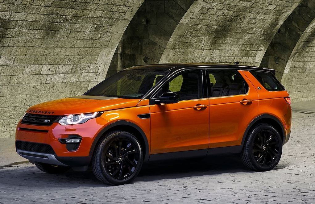 Land Rover Discovery Sport 2015 02