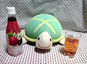 素のままづくり いちごのソーダ (New)