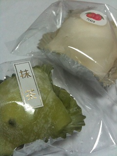 小池菓子舗 金浦店 ケーキ大福