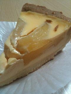 菓子工房 カトルカール りんごのキャラメルチーズケーキ