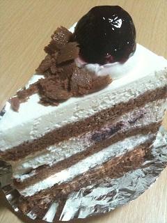 菓子工房 カトルカール 黒い森ショートケーキ