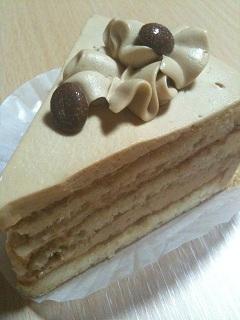 菓子工房 カトルカール バタークリームカフェ