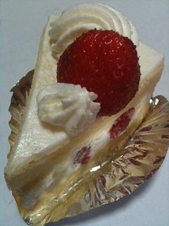 菓子のやごろ いちごのケーキ