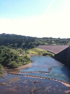 月光川ダム 2