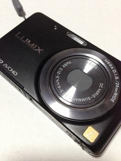 Panasonic LUMIX DMC-FX80 アーバンブラック