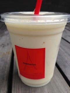 青森屋 ふじりんごバナナヨーグルトのジュース
